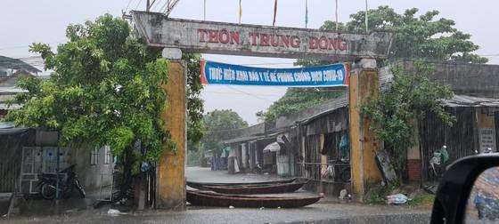 Quảng Nam di dời dân đến nơi an toàn trước 18 giờ ngày 10-10 ảnh 3