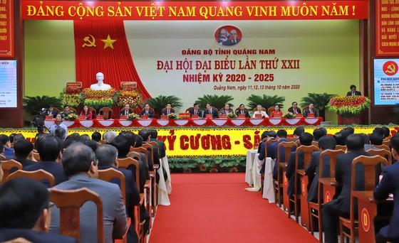 Phấn đấu xây dựng Quảng Nam trở thành tỉnh phát triển khá của cả nước vào năm 2030 ảnh 1