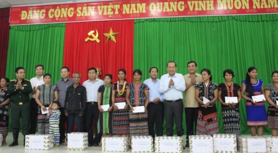 Hỗ trợ 20 tỷ đồng khắc phục mưa lũ huyện Tây Giang ảnh 2
