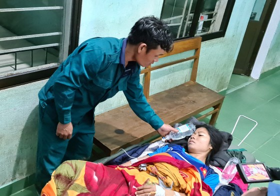 Xã bị cô lập ở Quảng Nam kêu cứu ảnh 5