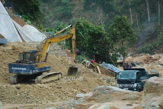 Nỗ lực khắc phục hạ tầng vùng sạt lở tại Quảng Nam ảnh 1