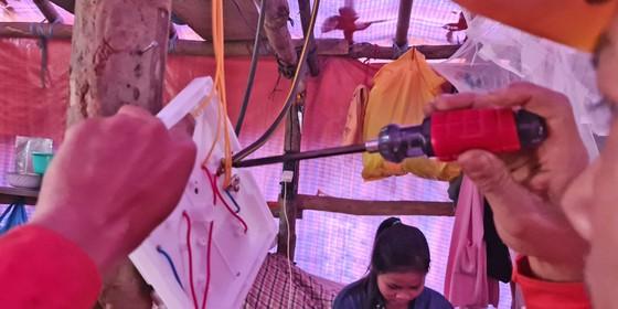 Nỗ lực khắc phục hạ tầng vùng sạt lở tại Quảng Nam ảnh 7