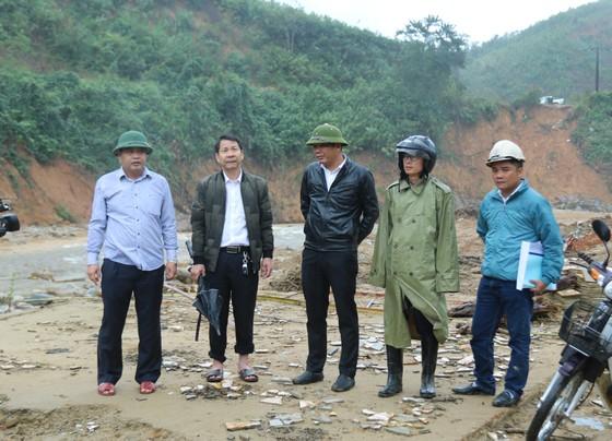 Nỗ lực khắc phục hạ tầng vùng sạt lở tại Quảng Nam ảnh 11