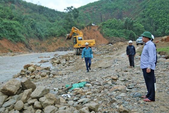 Nỗ lực khắc phục hạ tầng vùng sạt lở tại Quảng Nam ảnh 5