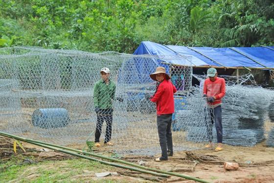 Nỗ lực khắc phục hạ tầng vùng sạt lở tại Quảng Nam ảnh 3