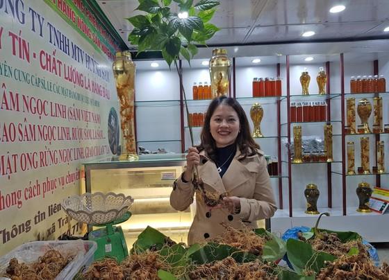 Rộn ràng Phiên chợ sâm Ngọc Linh  ảnh 5