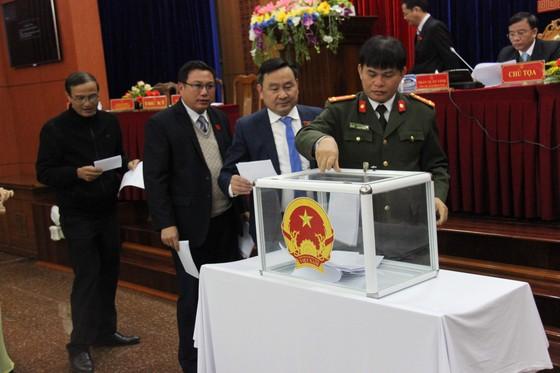 HĐND tỉnh Quảng Nam bầu bổ sung nhiều chức danh ảnh 2