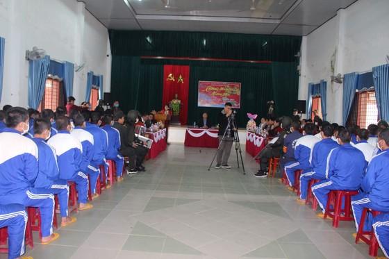 Thăm hỏi, động viên học viên đang cai nghiện trên địa bàn Quảng Nam ảnh 2