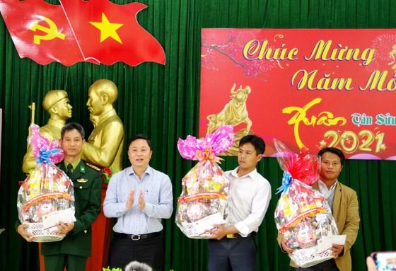 Giữ vững an ninh trật tự vùng biên giới Quảng Nam  ảnh 2