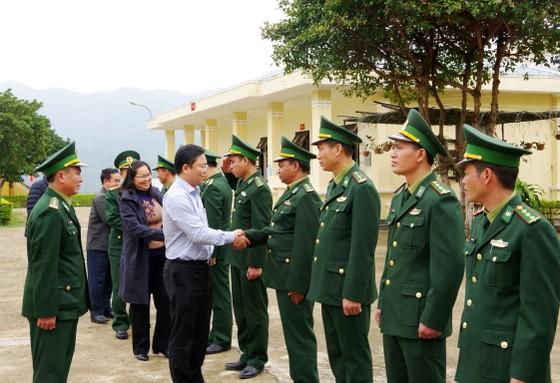 Giữ vững an ninh trật tự vùng biên giới Quảng Nam  ảnh 1