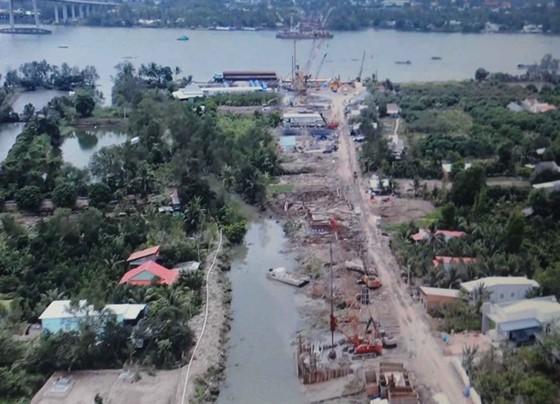 Đừng để cao tốc Trung Lương-Mỹ Thuận và Mỹ Thuận-Cần Thơ xong nhưng cầu Mỹ Thuận 2 chưa hoàn thành ảnh 2