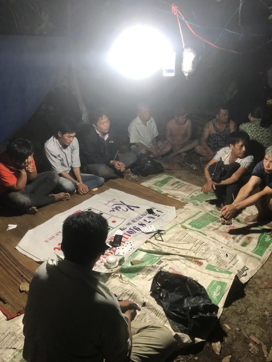 Triệt phá nhiều tụ điểm cờ bạc tại Tiền Giang ảnh 1
