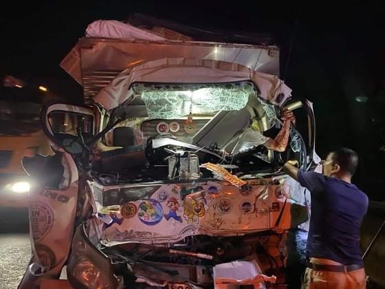 Tai nạn liên hoàn trên Quốc lộ 1 khiến 1 người tử vong ảnh 1