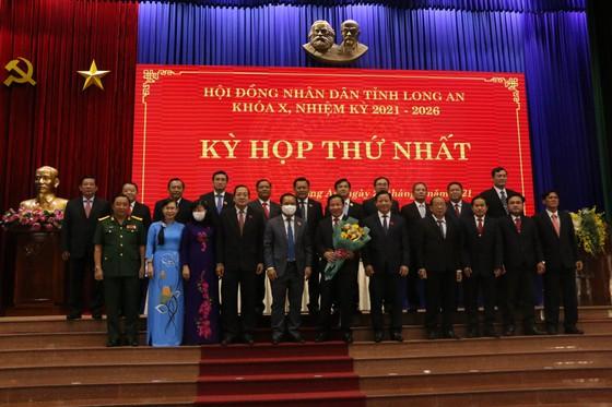 Long An bầu nhiều chức danh lãnh đạo chủ chốt ảnh 3