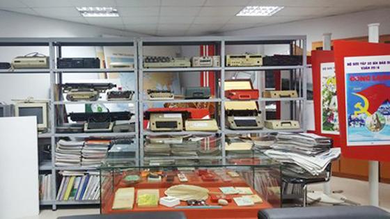Công bố thành lập Bảo tàng Báo chí Việt Nam ảnh 2