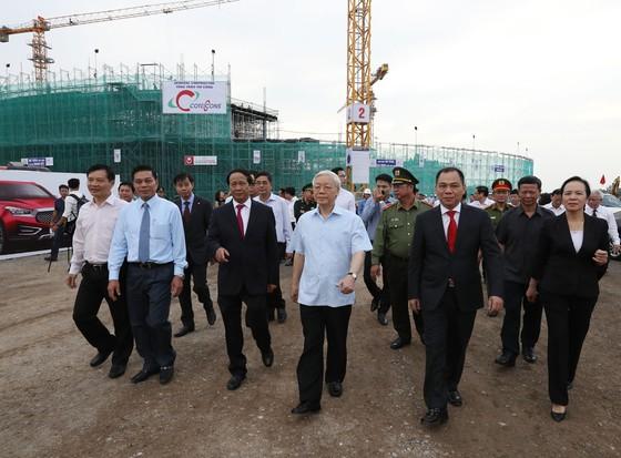 """Tổng Bí thư Nguyễn Phú Trọng: Ngăn chặn tình trạng """"chán Đảng, khô Đoàn, nhạt chính trị"""" ảnh 2"""