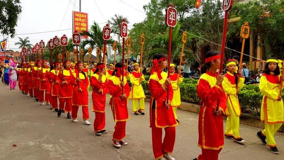 Lễ hội cầu ngư và xuất quân đánh cá tại làng biển Cảnh Dương ảnh 5