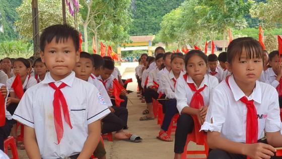 Quảng Bình: Khai giảng Bộ trưởng không đọc diễn văn ảnh 2