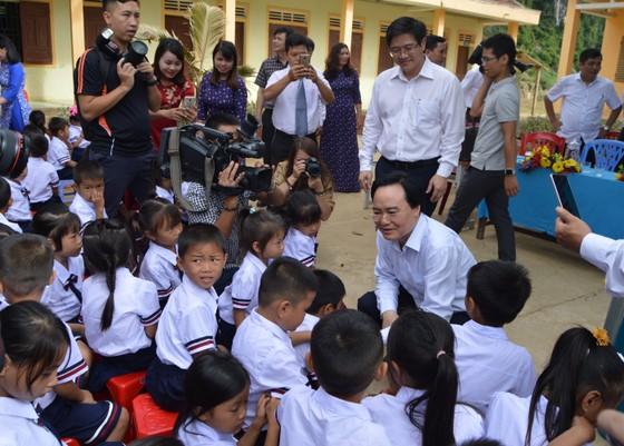 Quảng Bình: Khai giảng Bộ trưởng không đọc diễn văn ảnh 3