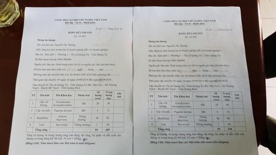 Trại nuôi động vật trái phép trong vùng đệm di sản Phong Nha ảnh 3