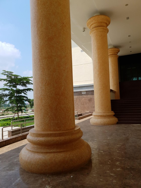 Quảng Bình: Thêm nhà hát hơn 216 tỷ đồng nứt tứ phía ảnh 6