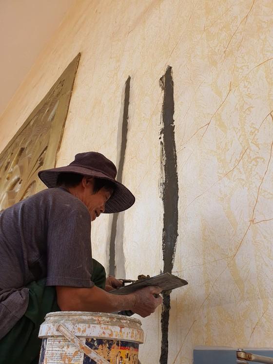 Quảng Bình: Sửa chữa các tòa nhà hàng trăm tỷ đồng bị nứt toác ảnh 1