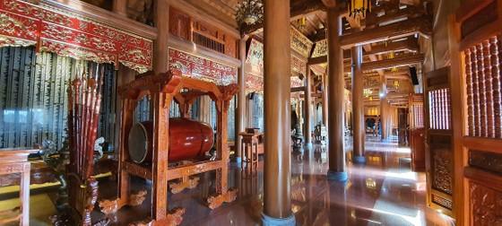 Hoàn thành đền thờ Bác Hồ và các anh hùng liệt sĩ Quảng Bình ảnh 3