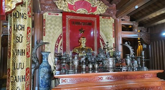 Hoàn thành đền thờ Bác Hồ và các anh hùng liệt sĩ Quảng Bình ảnh 6