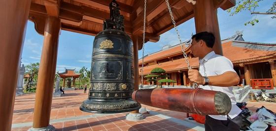 Hoàn thành đền thờ Bác Hồ và các anh hùng liệt sĩ Quảng Bình ảnh 10