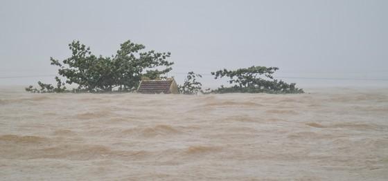 Lũ chồng lũ, hàng ngàn nhà dân ở Quảng Bình chìm trong biển nước ảnh 6
