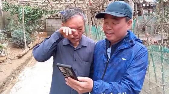 Gặp lại cụ ông bật khóc ở Quảng Bình ảnh 2
