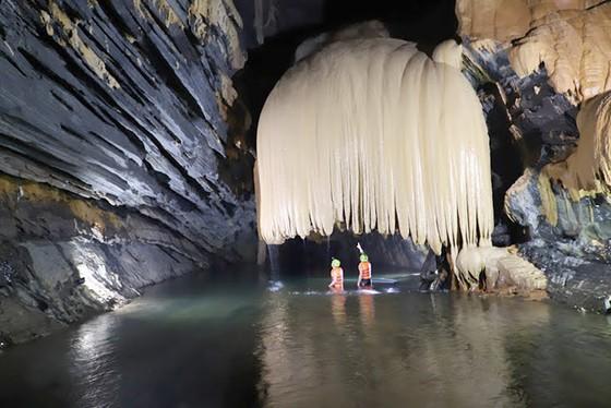 Quảng Bình: Đo vẽ 404 hang động với chiều dài 231km ảnh 1