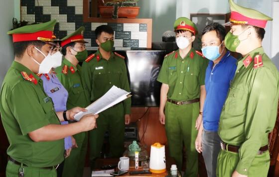 Quảng Bình: Bắt giám đốc công ty tài chính lừa đảo chiếm đoạt tài sản ảnh 1