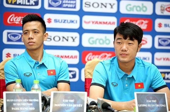 HLV Park Hang-seo: Mục tiêu của tuyển Việt Nam là đứng đầu bảng ảnh 2