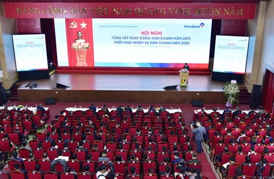 Năm 2019: Lợi nhuận riêng lẻ của VietinBank tăng 83% so với năm 2018 ảnh 1