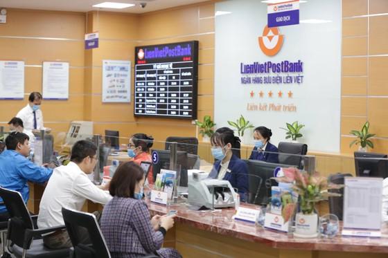 6 tháng đầu năm: LienVietPostBank hoàn thành 2/3 chỉ tiêu lợi nhuận năm  ảnh 1