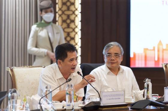 Ông Nguyễn Văn Đính, Phó Tổng thư ký Hiệp hội BĐS Việt Nam, Phó Chủ tịch - Tổng Thư ký Hội Môi giới BĐS Việt Nam