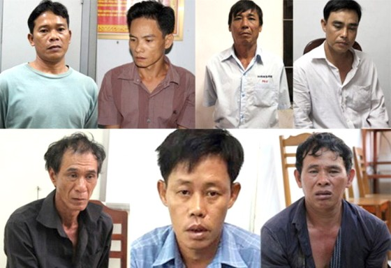Băng trộm vàng khét tiếng miền Tây lãnh án 89 năm tù ảnh 1