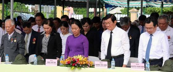 Xúc động tưởng niệm các chiến sĩ  hy sinh tại Trại giam tù binh Cộng sản Việt Nam - Phú Quốc ảnh 1