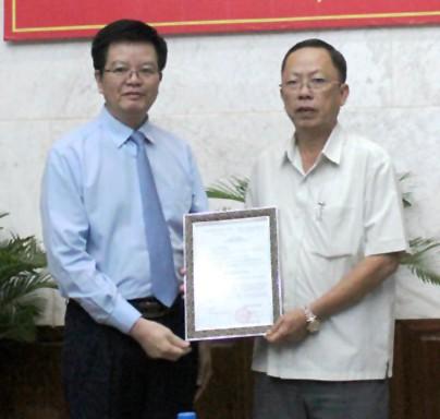 Ông Lữ Văn Hùng được bầu giữ chức Bí thư Tỉnh ủy Hậu Giang ảnh 1
