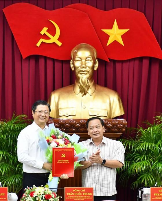 Đồng chí Trương Quang Hoài Nam giữ chức Phó Ban đối ngoại Trung ương ảnh 1
