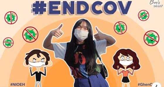 Ghen Cô Vy ra mắt bản tiếng Anh cùng dự án EndcoV ảnh 2