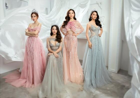Hé lộ vai trò của Mỹ Linh, Tiểu Vy, Thùy Linh trong Hoa hậu Việt Nam 2020 ảnh 1