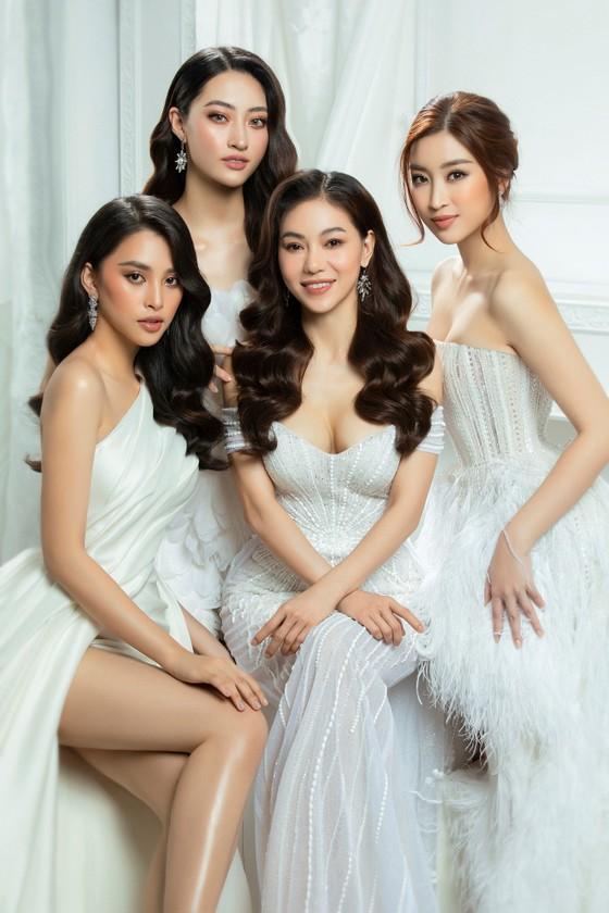 Hé lộ vai trò của Mỹ Linh, Tiểu Vy, Thùy Linh trong Hoa hậu Việt Nam 2020 ảnh 4