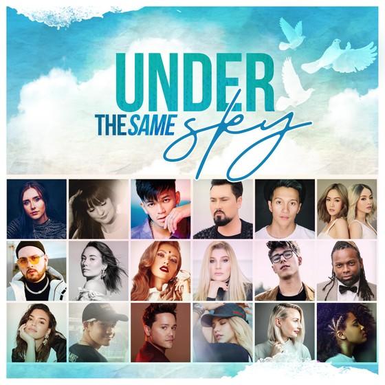 Trọng Hiếu và 17 nghệ sĩ quốc tế cùng thực hiện dự án âm nhạc Under The Same Sky ảnh 1