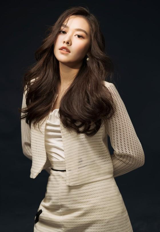 Á hậu Tường San khoe vẻ ngọt ngào trong bộ ảnh mới ảnh 5