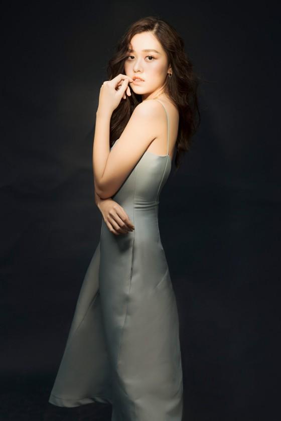 Á hậu Tường San khoe vẻ ngọt ngào trong bộ ảnh mới ảnh 3