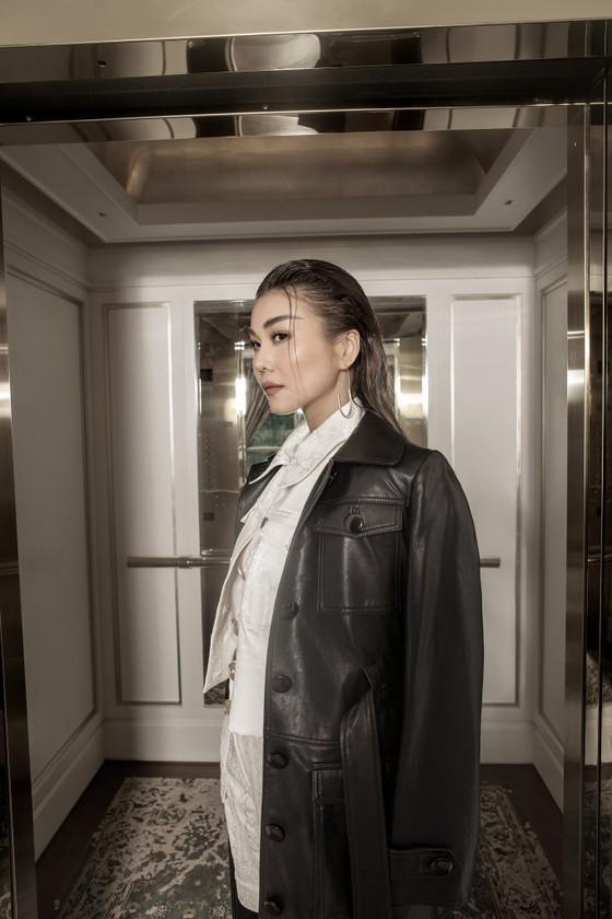 Thanh Hằng, Hồ Ngọc Hà cùng xuất hiện trên Vogue Pháp ảnh 8