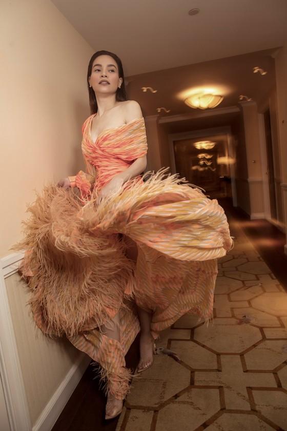Thanh Hằng, Hồ Ngọc Hà cùng xuất hiện trên Vogue Pháp ảnh 7