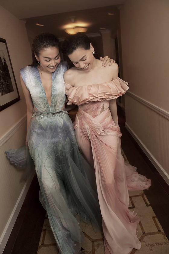 Thanh Hằng, Hồ Ngọc Hà cùng xuất hiện trên Vogue Pháp ảnh 4